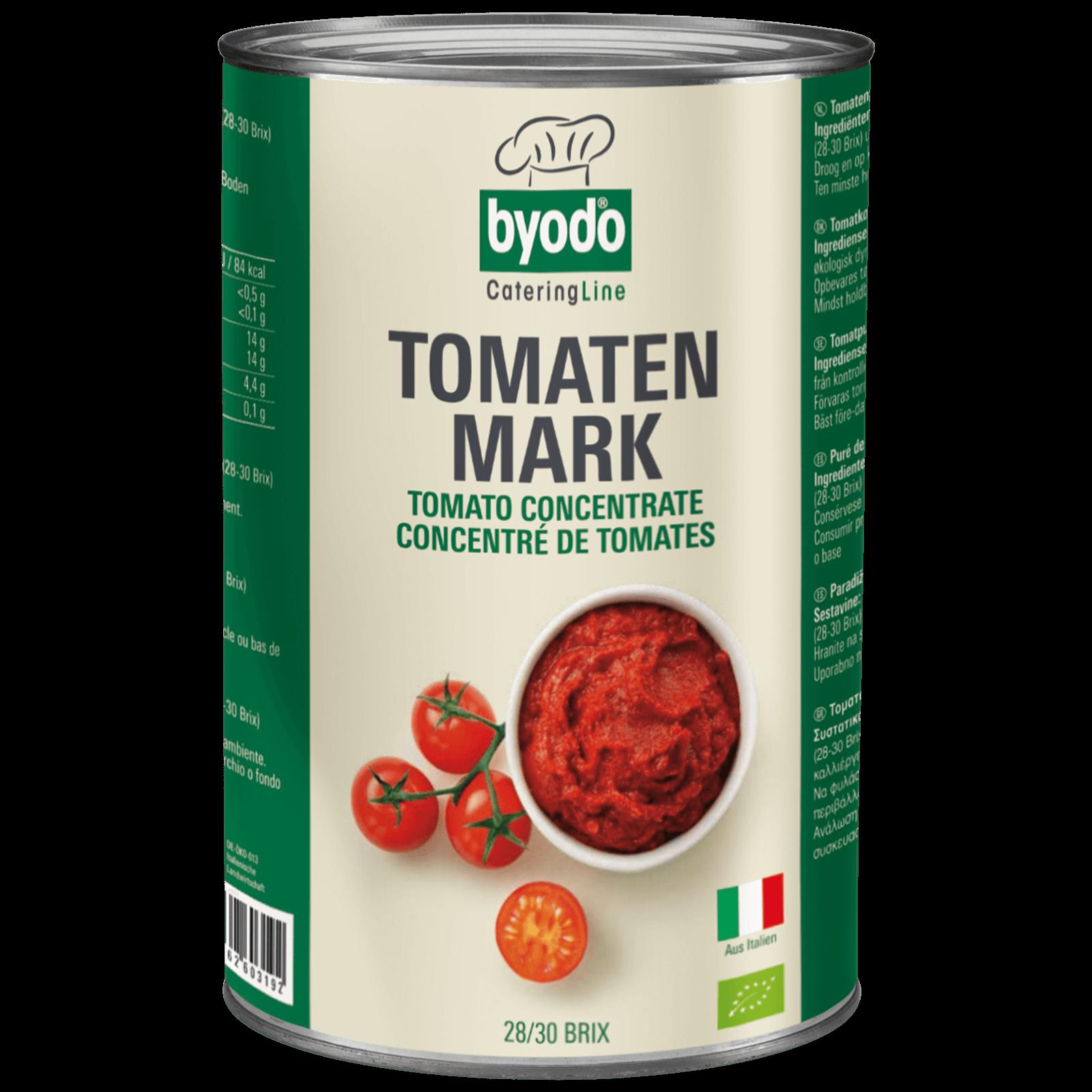 Bio-Tomatenmark 4500g