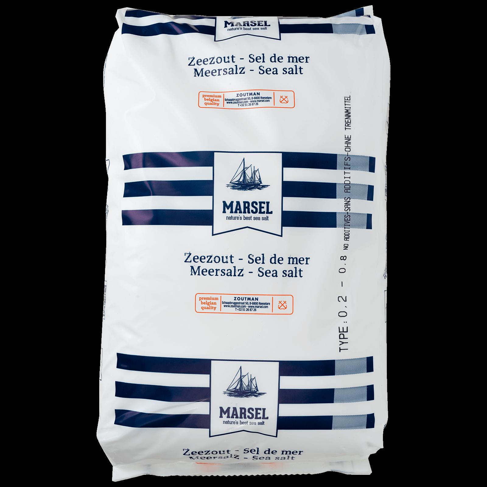 Bio-Premium Meersalz fein 25kg
