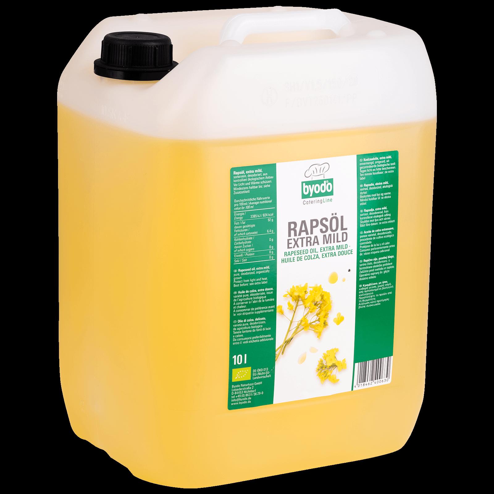 Bio-Rapsoel extra mild 10l