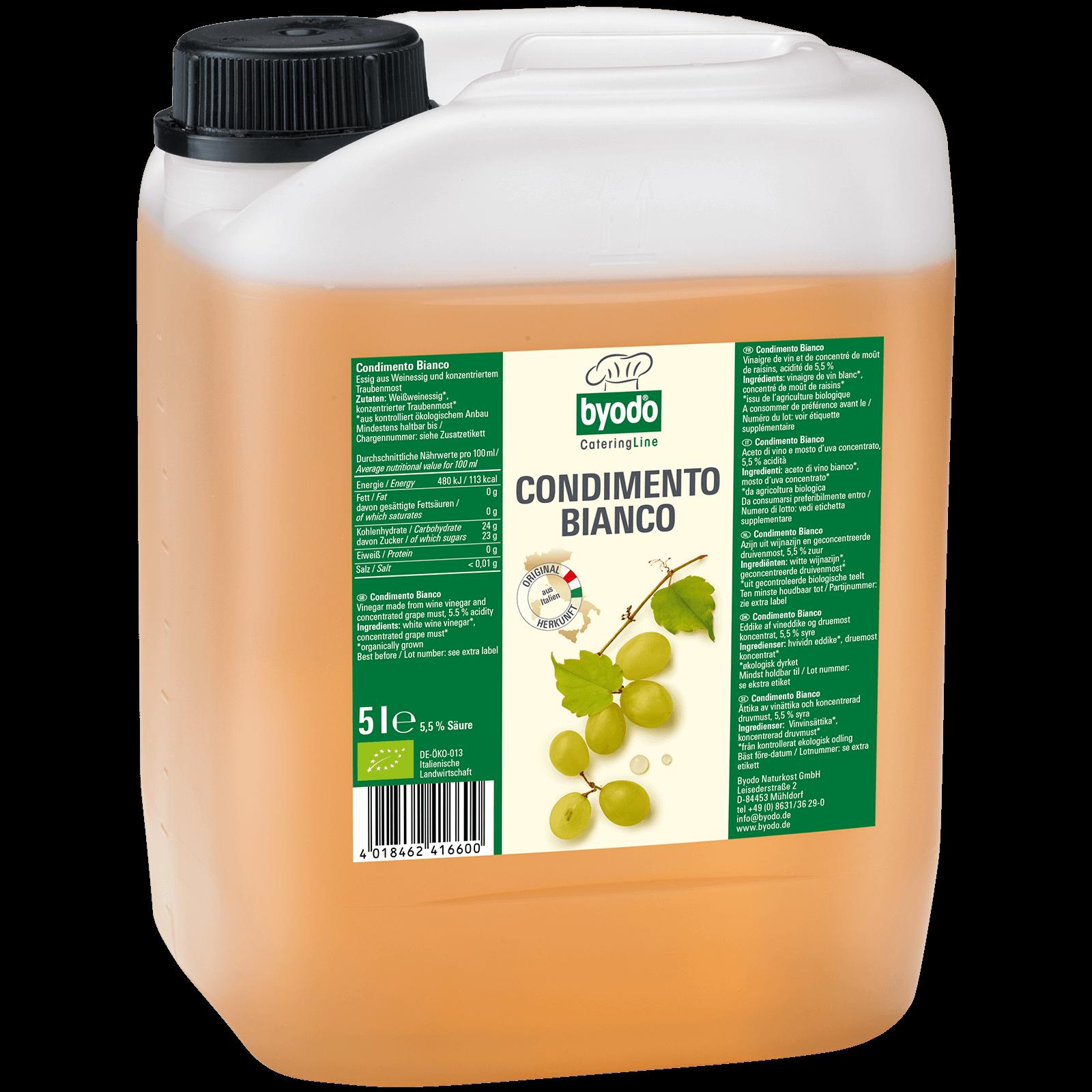 Bio-Condimento bianco 5l