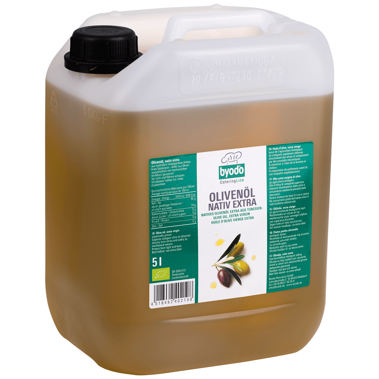 Bio-Olivenoel 5l