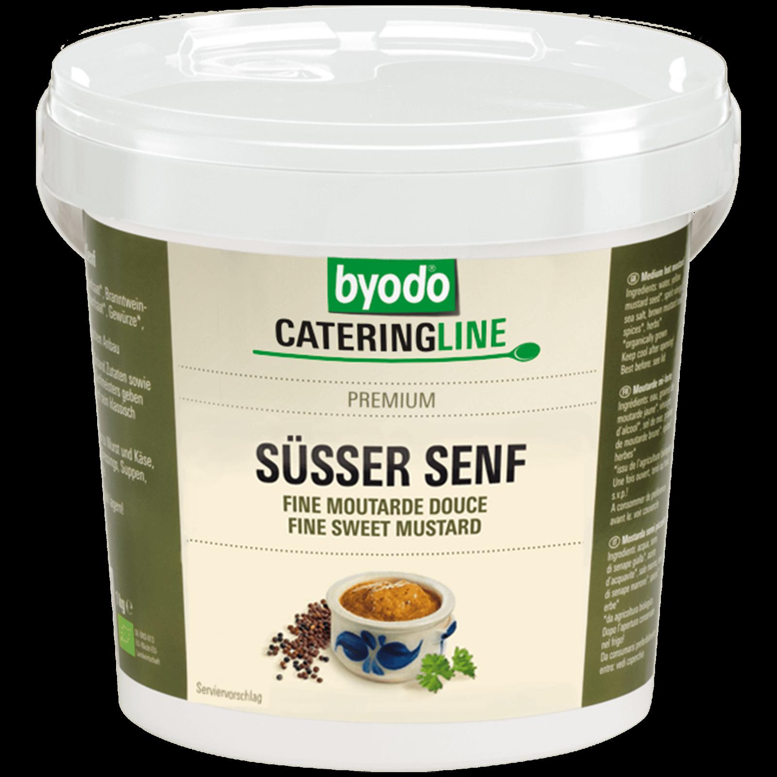 Bio-Suesser Senf 1kg