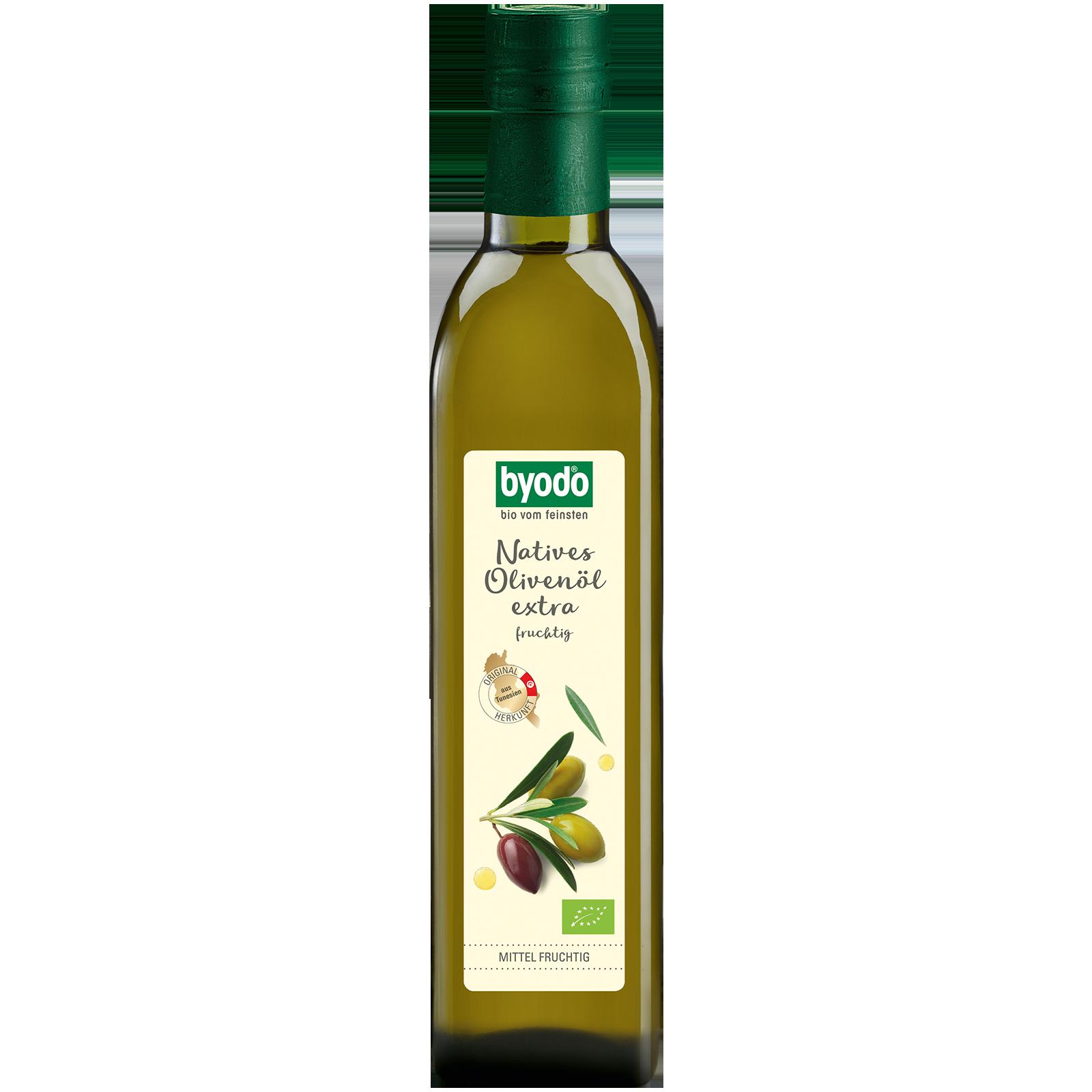 Bio-natives Olivenoel extra fruchtig 500 Milliliter